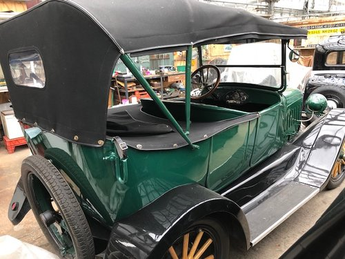 1921 Willys Overland 27 PK Cabriolet For Sale (picture 2 of 5)