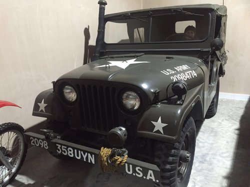 Willys Jeep 1953, 11000 miles from new. For Sale (picture 1 of 1)
