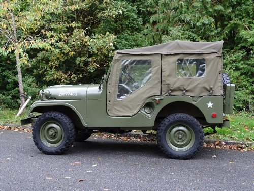 1956 Jeep Willys 2.0 GENUINE WILLYS M38A1 JEEP LOOK SOLD (picture 2 of 6)