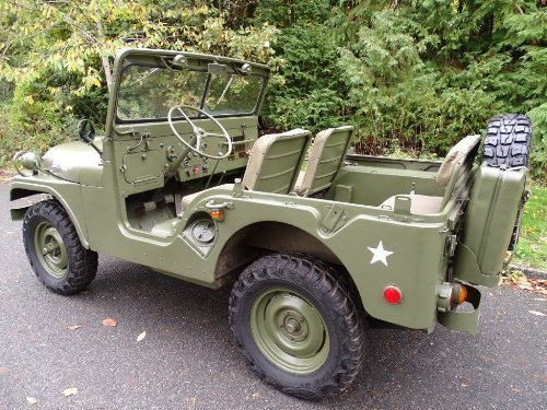 1956 Jeep Willys 2.0 GENUINE WILLYS M38A1 JEEP LOOK SOLD (picture 4 of 6)