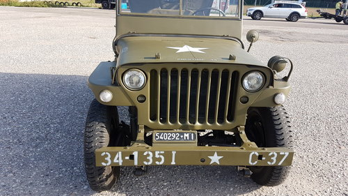 1942 Willys jeep  MB/GPW For Sale (picture 2 of 6)