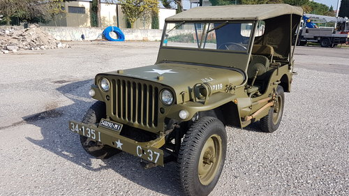 1942 Willys jeep  MB/GPW For Sale (picture 4 of 6)