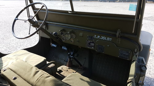 1942 Willys jeep  MB/GPW For Sale (picture 5 of 6)