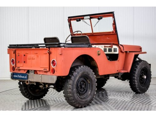 1946 Willys Jeep CJ-2A For Sale (picture 2 of 6)