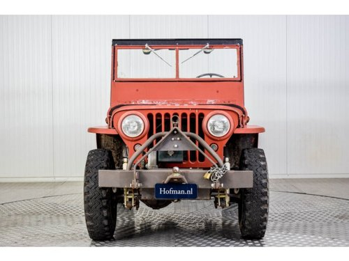 1946 Willys Jeep CJ-2A For Sale (picture 3 of 6)