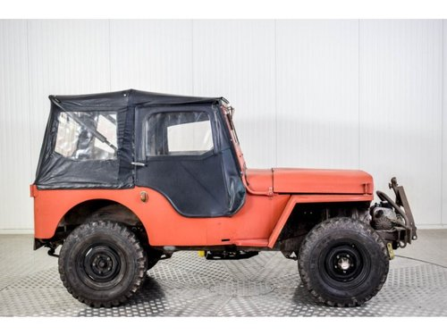 1946 Willys Jeep CJ-2A For Sale (picture 4 of 6)