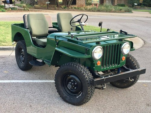jeep willys  Wanted (picture 1 of 3)