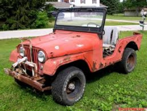 jeep cj5  Wanted (picture 2 of 3)