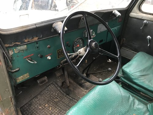 1960 Willys Jeep rare CJ-6H Swedish Airforce For Sale (picture 6 of 6)
