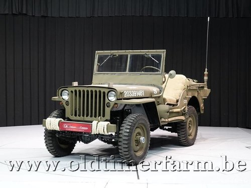 1950 Willys Overland Jeep '50 For Sale (picture 1 of 6)