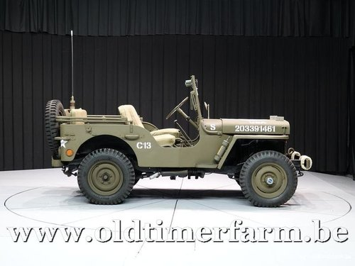 1950 Willys Overland Jeep '50 For Sale (picture 3 of 6)