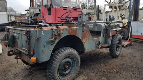 1948 Willys jeep barn find rare For Sale (picture 3 of 6)