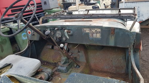 1948 Willys jeep barn find rare For Sale (picture 6 of 6)