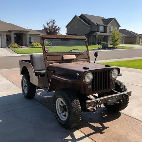 1960 v6 jeep Wanted (picture 4 of 4)