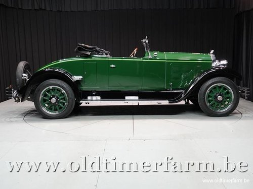 1928 Willys Knight 66A '28 For Sale (picture 3 of 6)