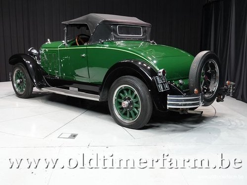 1928 Willys Knight 66A '28 For Sale (picture 6 of 6)