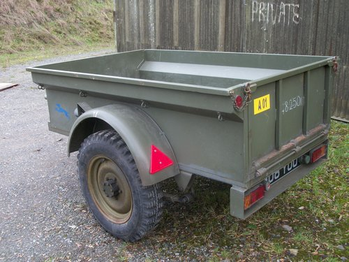 1947 willys jeep trailer For Sale (picture 2 of 4)