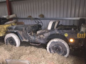 1952 willys jeep m38