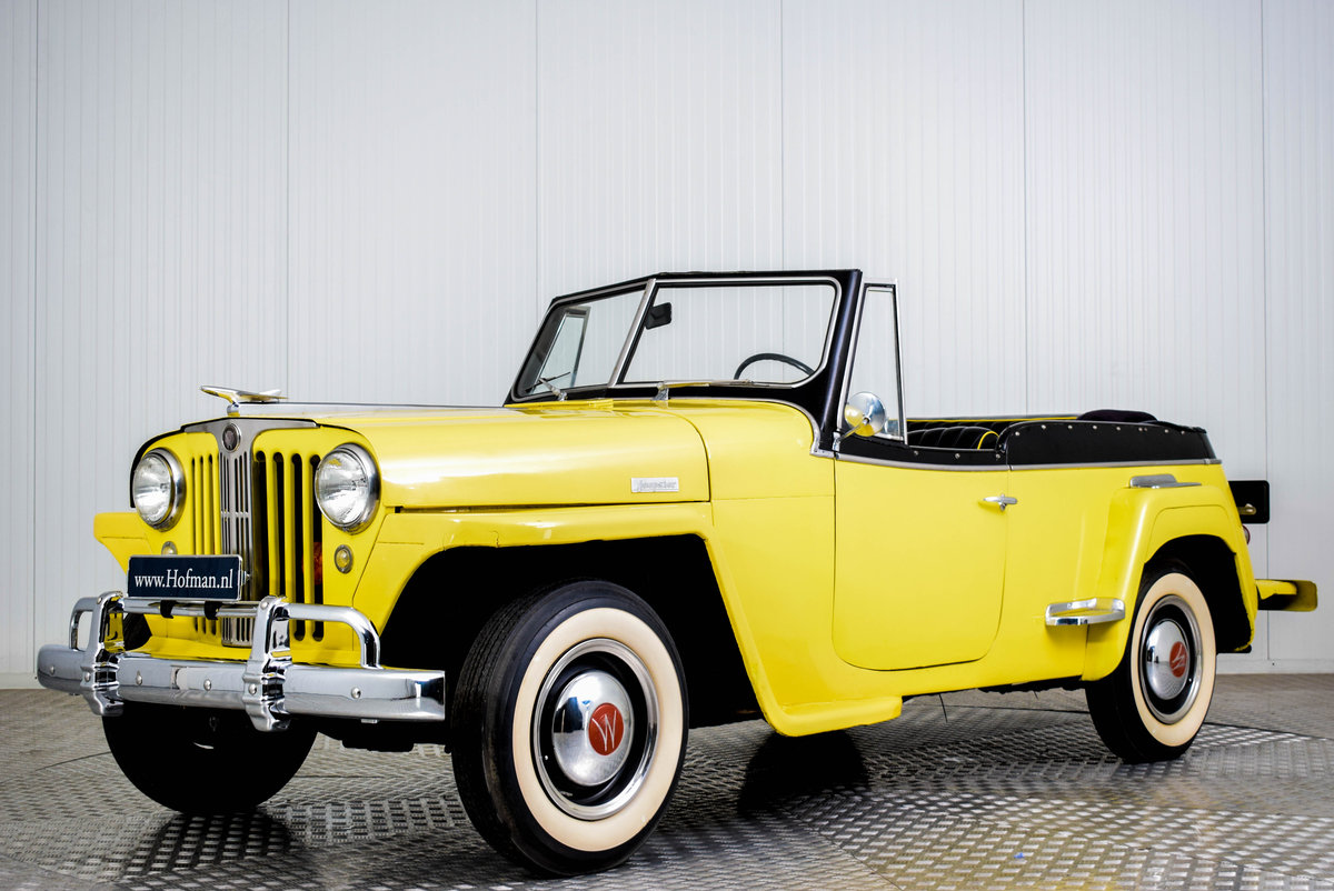 1948 Willys Jeepster For Sale (picture 1 of 6)