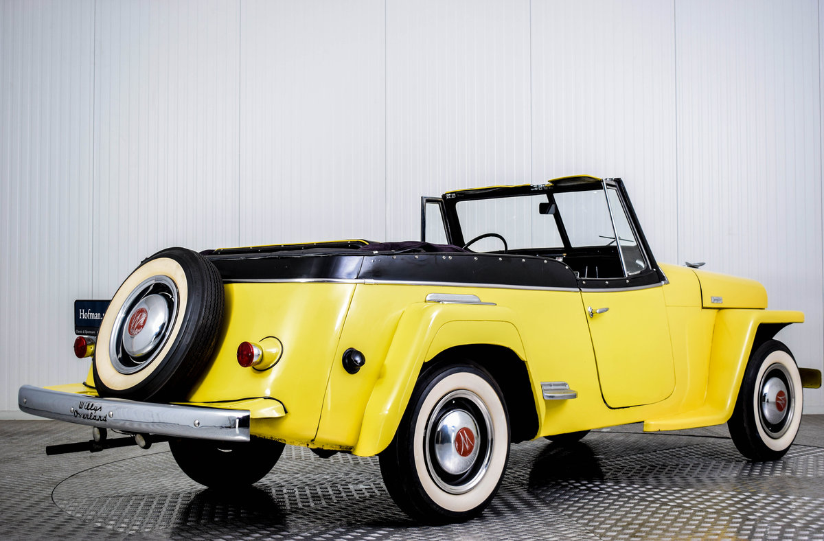 1948 Willys Jeepster For Sale (picture 2 of 6)
