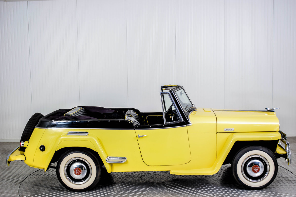 1948 Willys Jeepster For Sale (picture 5 of 6)