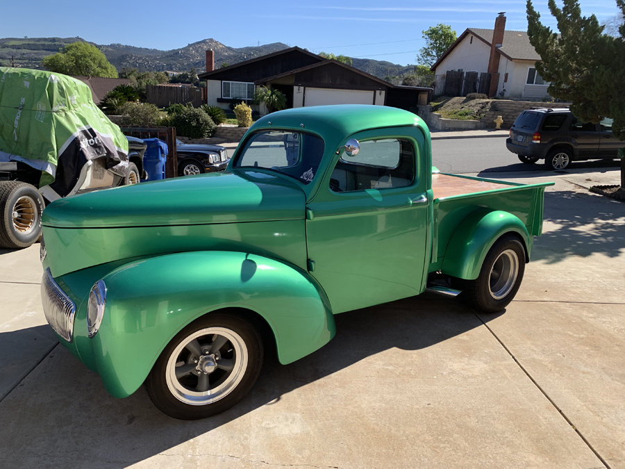 1939 classic american hotrod for sale For Sale (picture 1 of 6)