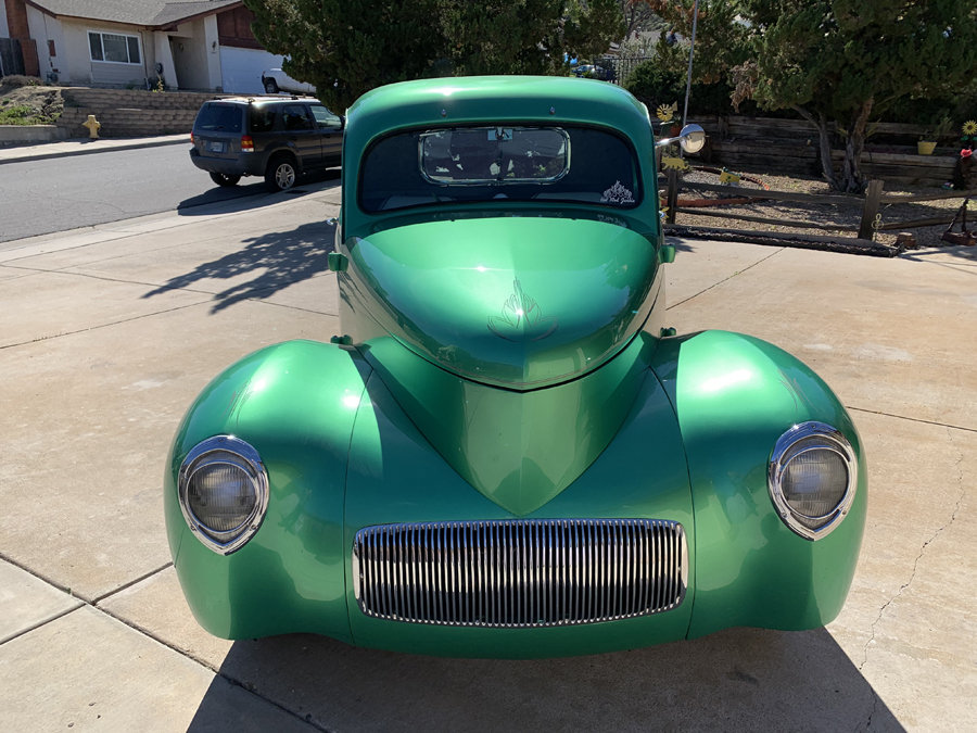 1939 classic american hotrod for sale For Sale (picture 2 of 6)