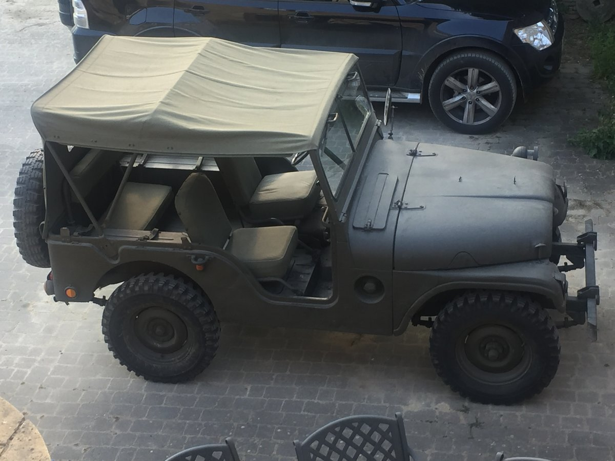 1958 willys m38a1 SOLD (picture 1 of 2)