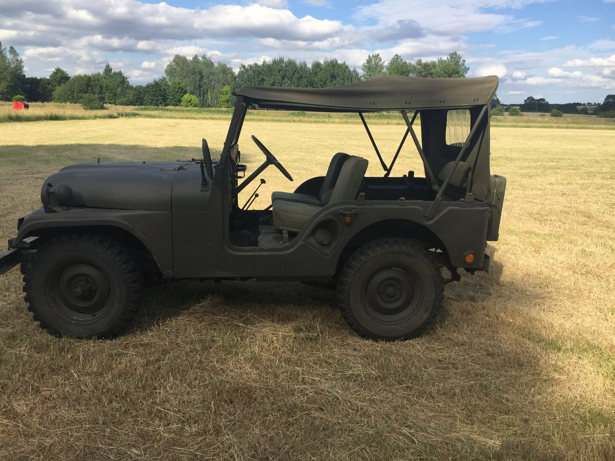 1958 willys m38a1 SOLD (picture 2 of 2)