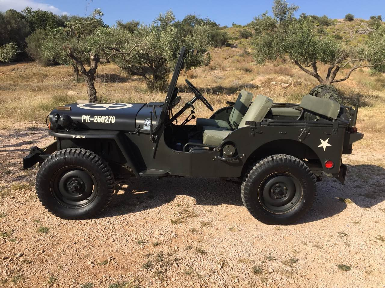 1952 Willy's M38 Military Jeep For Sale (picture 2 of 6)