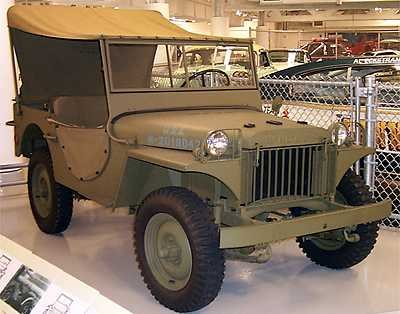 1941 willys jeep MA replica For Sale (picture 2 of 3)