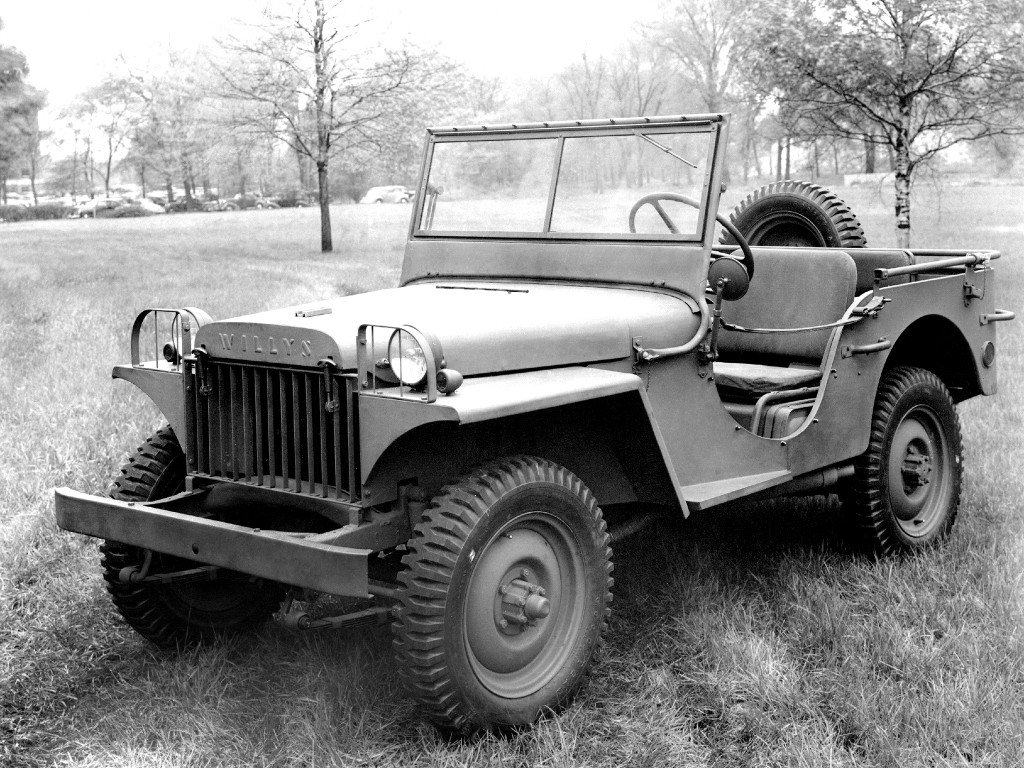 1941 willys jeep MA replica For Sale (picture 3 of 3)