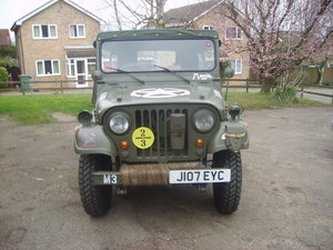 1992 willys jeep mahindra