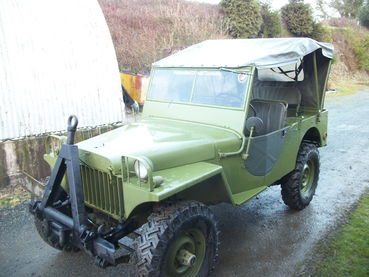 1967 willys jeep  For Sale (picture 1 of 6)