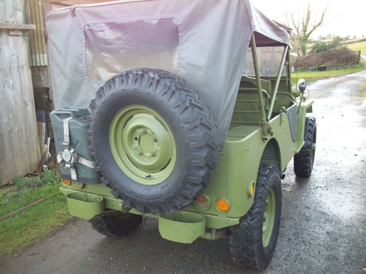 1967 willys jeep  For Sale (picture 3 of 6)