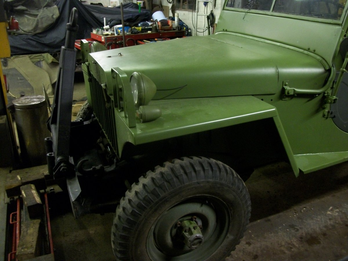 1967 willys jeep  For Sale (picture 4 of 6)