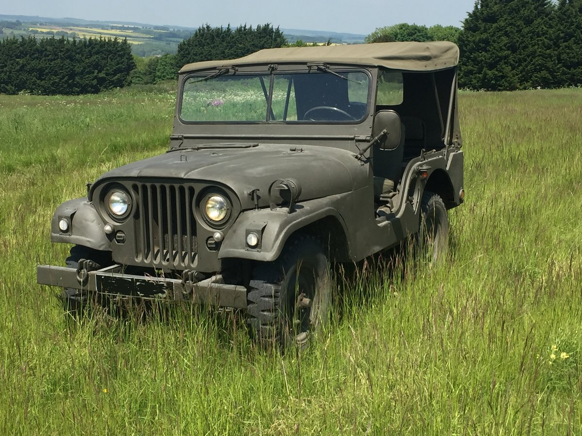 1952 willys jeep For Sale (picture 1 of 1)