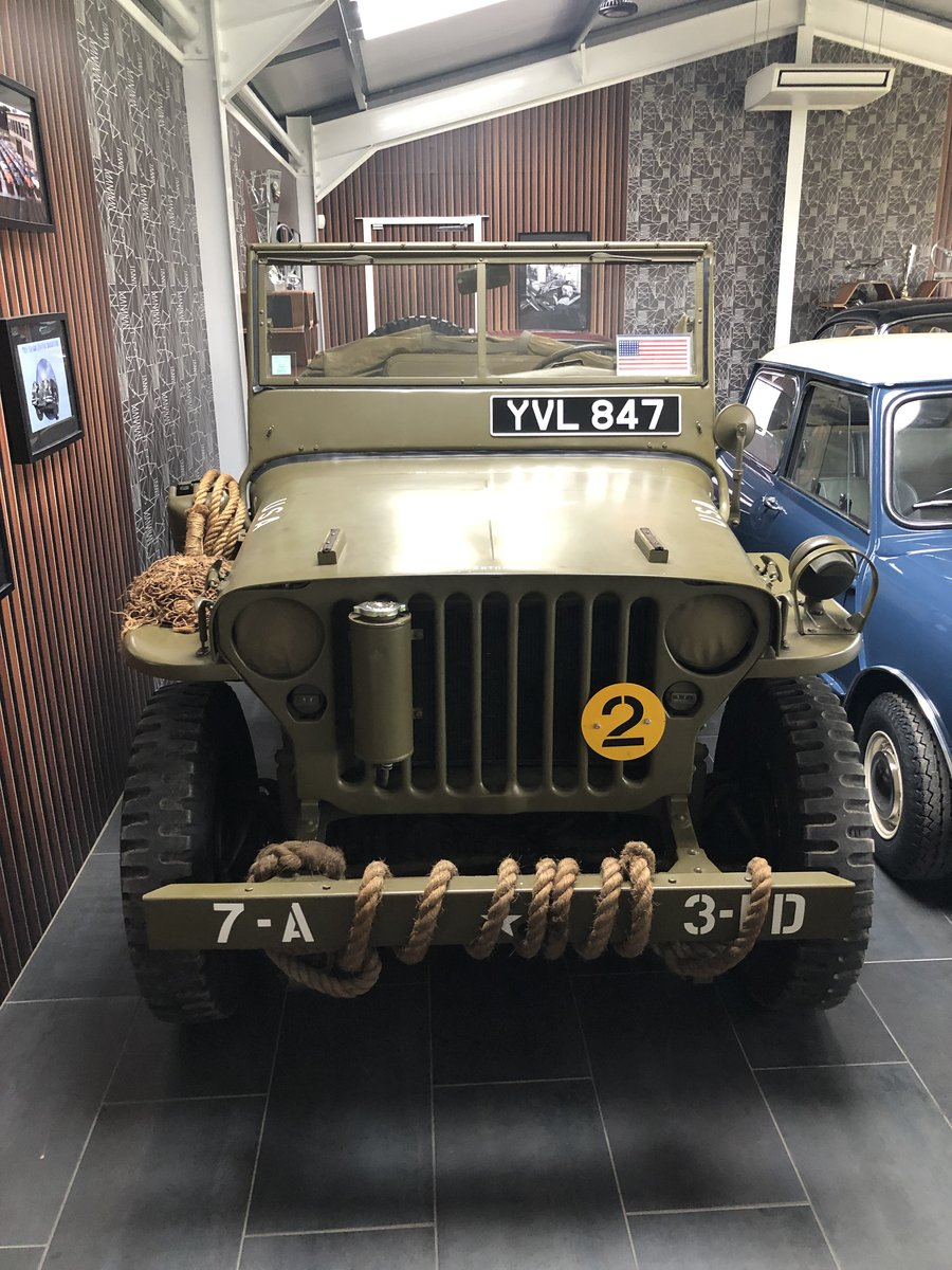1945  Willys MB Jeep For Sale (picture 1 of 6)