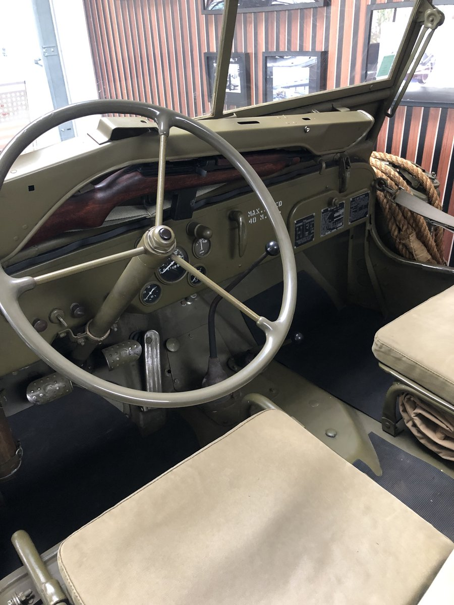 1945  Willys MB Jeep For Sale (picture 5 of 6)