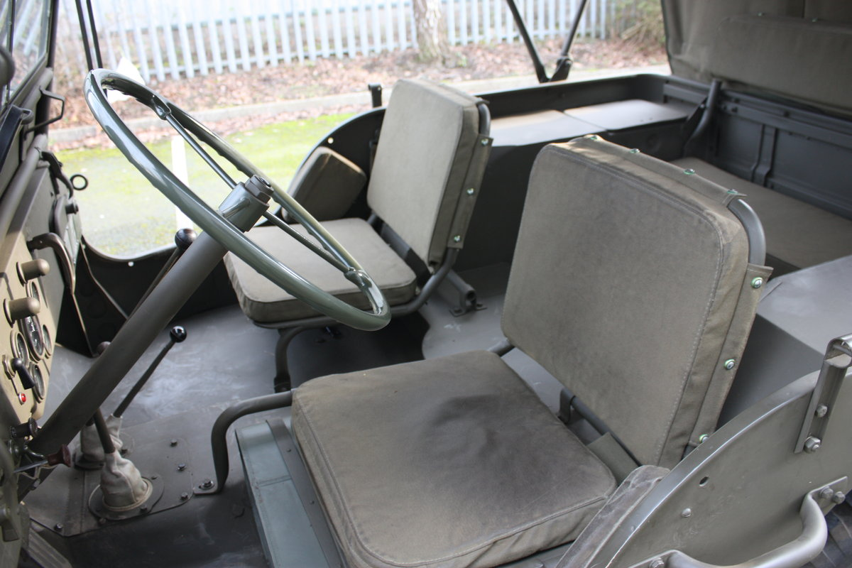 FORD GPW WILLYS JEEP 1942 £12,000 RESTORATION For Sale (picture 5 of 6)
