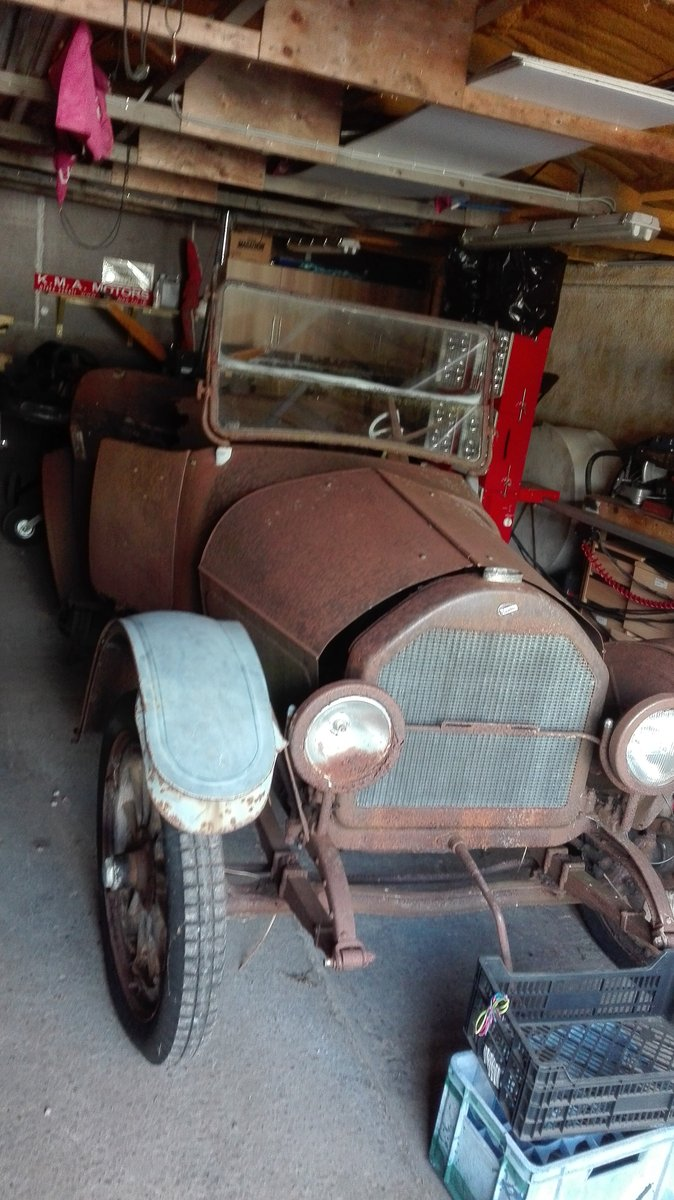 Barn find WillyS overlander 1917 For Sale (picture 1 of 6)