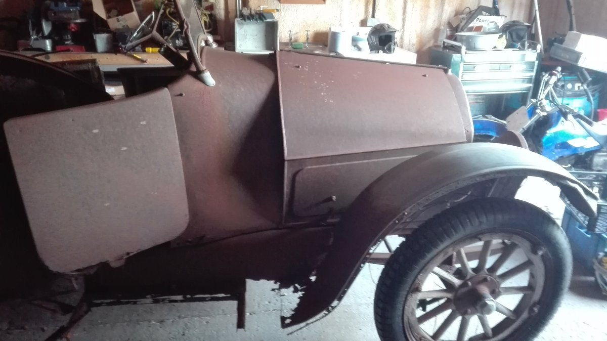 Barn find WillyS overlander 1917 For Sale (picture 3 of 6)