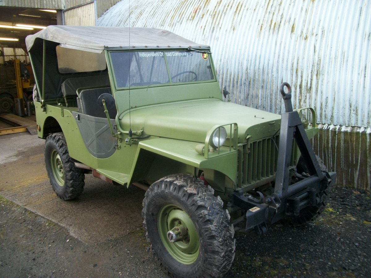 1967 willys jeep  For Sale (picture 5 of 6)