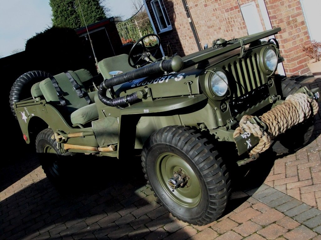 1951 Willy's M38  For Sale (picture 2 of 6)