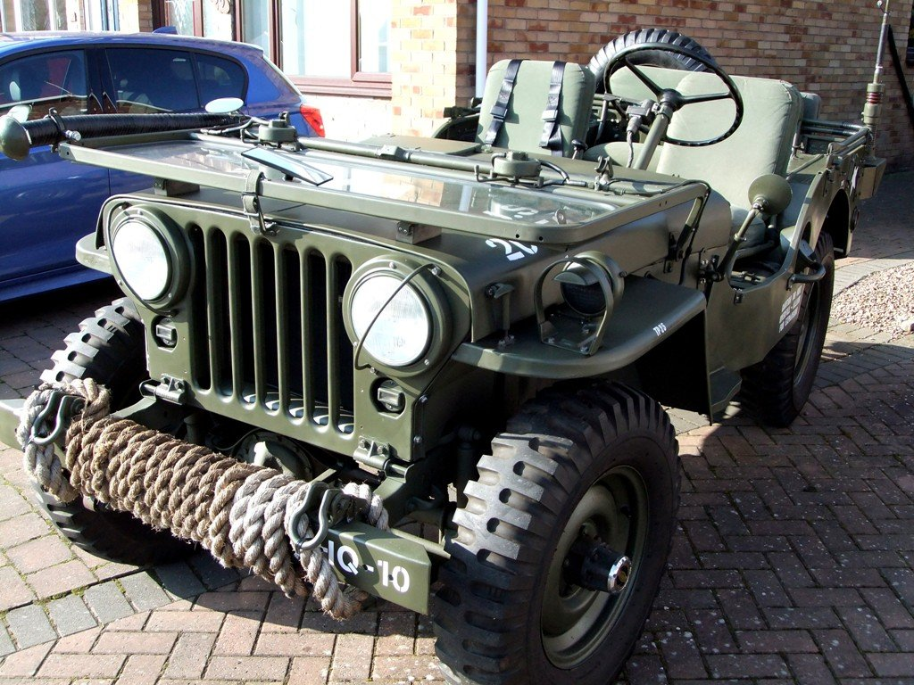 1951 Willy's M38  For Sale (picture 1 of 6)