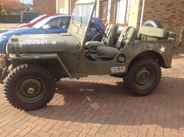 1951 Willy's M38  For Sale (picture 6 of 6)