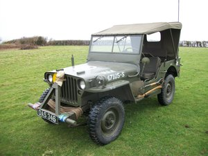 1958 willys jeep For Sale