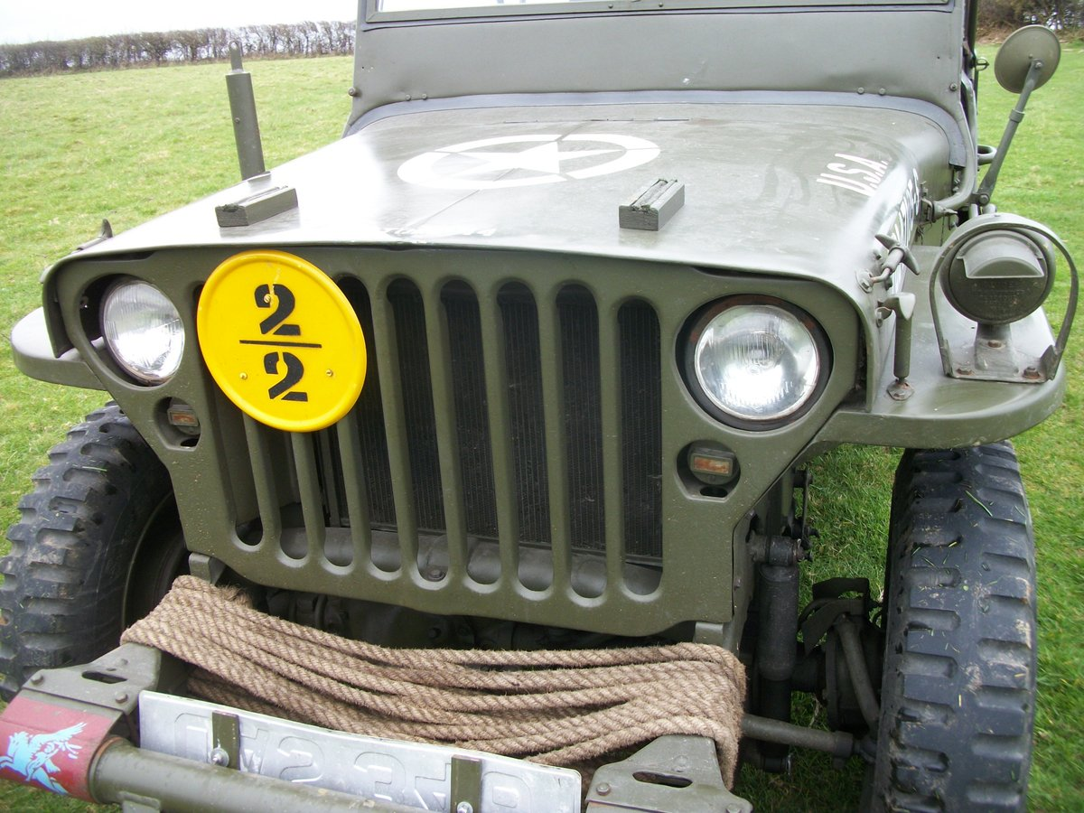 1958 willys jeep SOLD (picture 2 of 4)