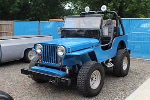 1948 Willy's Jeep CJ-2A (Medway, OH) $9,900 obo For Sale