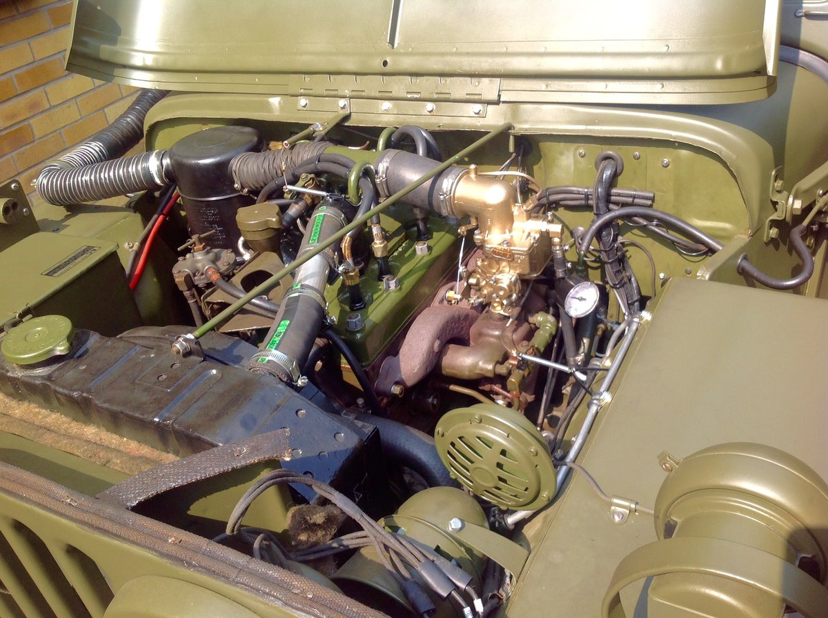 1951 Willy's M38  For Sale (picture 4 of 6)
